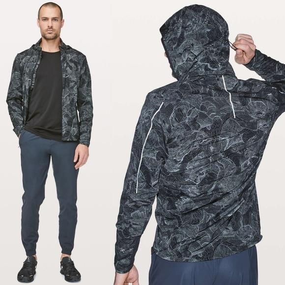 lululemon athletica Jackets & Coats   Lululemon Mens Active Jacket Large  Nwot   Poshmark
